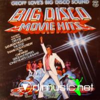 Geoff Love's Big Disco Sound - Big Disco Movie Hits (1978)