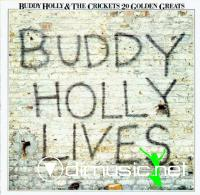 Buddy Holly & The Crickets - 20 Golden Greats (1978)