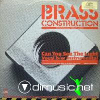"Brass Construction - Can You See The Light - 12"" - 1982"