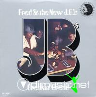 Fred & The New JB's - Breakin' Bread LP - 1974