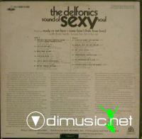 The Delfonics - Sound Of Sexy Soul LP - 1969
