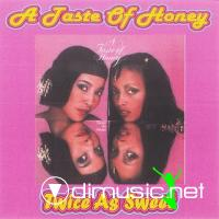 A taste Of Honey - Twice As Sweet LP - 1980