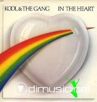 Kool & The Gang - In The Heart LP - 1983