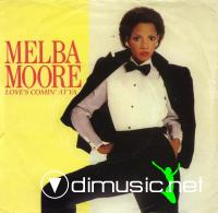 Melba Moore - Love's Coming At Ya - 12'' - 1982