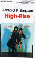 Ashford & Simpson - High Rise - K7 - 1983