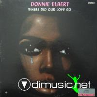 Donnie Elbert - Where Did our Love Go LP 1972