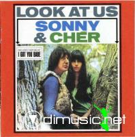 Sonny & Cher - Look At Us LP - 1965