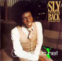 Sly & The Family Stone - Back On The Right LP - 1979