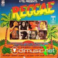 VA - K-Tel Presents: Reggae LP - 1979