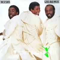 The O'Jays - Love And More LP - 1984