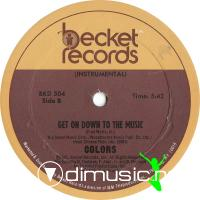 "Colors - Get Down To The Music - 12"" - 1981"