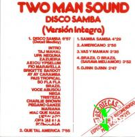 Two Man Sound - Disco Samba (1985)