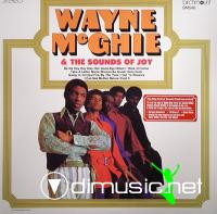 Wayne Mcghie & The Sounds Of Joy - Wayne Mcghie & The Sounds Of Joy LP - 1970