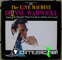 Dionne Warwicke* - The Love Machine LP - 1971