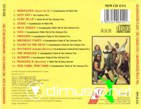 Grandmaster Flash & The Furious Five & Grandmaster Melle-Mel - Greatest Hits CD - 1992