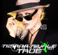 Tiziana Rivale - True (CD, Album) (Label XDVISIONS )