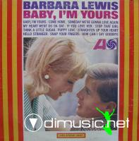 Barbara Lewis - Baby I'm Yours LP - 1965