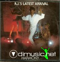 R.J.'s Latest Arrival - Harmony (Vinyl, LP, Album) 1984