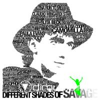 VA - Different Shades Of Savage (2011)