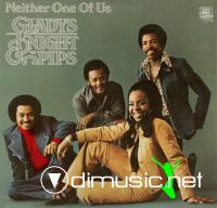 Gladys Knight And The Pips - Neither One Of Us LP - 1973