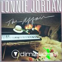 Cover Album of Lonnie Jordan - The Affair LP -1982