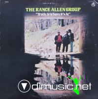 The Rance Allen Group - Truth Is Where It Is LP - 1972