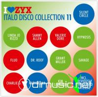I Love ZYX Italo Disco Collection 11 (2011)