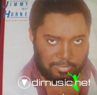 Jimmy Bo Horne - Goin' Home For Love LP - 1979