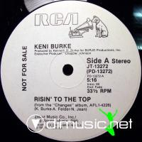 Keni Burke - Risin' To The Top - 12 1982