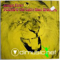 Pucho & The Latin Soul Brothers - Jungle Fire! LP - 1969