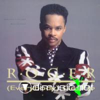Roger Troutman - (Everybody) - Get Up - 12'' - 1991