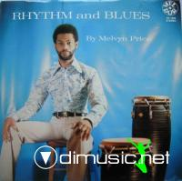 Melvyn Price - Rhythm And Blues LP - 1974