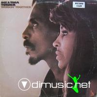 Ike & Tina Turner - Workin' Together LP - 1972