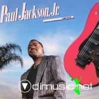 Paul Jackson Jr. - I came To Play LP - 1988