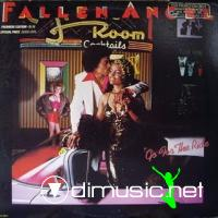Fallen Angel - Go For The Ride LP - 1983
