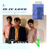 Gang Of Four - Is It Love - 12'' - 1983