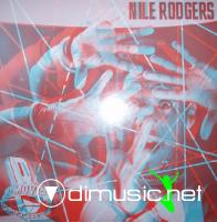 Nile Rodgers - B-Movie Matinee LP - 1985