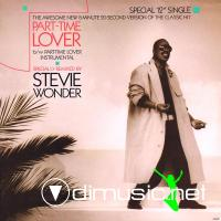 "Stevie Wonder - Part Time Lover - 12"" - 1985"