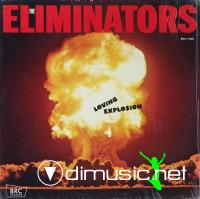 The Eliminators - Love Explosion LP - 1972