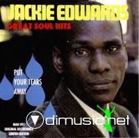 Jackie Edwards - Great Soul Hits CD - 1997