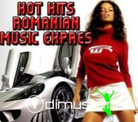 VA - Hot Hits Romanian Music Express Vol 121 2011 (CD ORIGINAL)