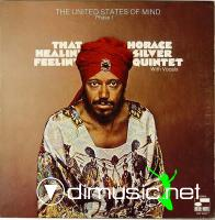 Horace Silver - That Healin' Feeling: The United States Of Mind - Phase 1 LP - 1970