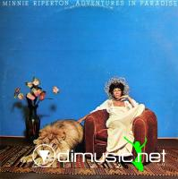 Minnie Riperton - Adventures In Paradise (Vinyl, LP, Album) 1975