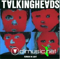 Talking Heads - Remain In Light LP - 1980