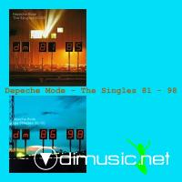 Depeche Mode - The Singles 81 - 98