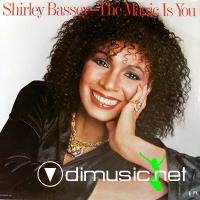 Shirley Bassey - The Magic Is You LP - 1978