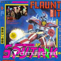 Sigue Sigue Sputnik - Flaunt It (LP 1986)
