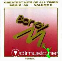 Boney M. - Greatest Hits Of All Times Remix' 89 - Volume II