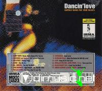 VA - Dancin' Love: Mellow Tunes For Club Lovers CD - 1999