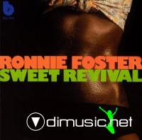 Ronnie Foster - Sweet Revival LP - 1973